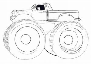Monster Jam Monster Mutt Coloring Pages Coloring Pages
