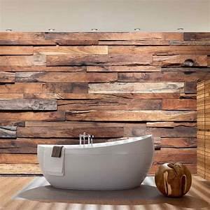 Wand Verkleiden Mit Holz : holztapete raum und m beldesign inspiration ~ Sanjose-hotels-ca.com Haus und Dekorationen