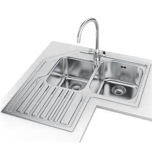 Sink Drainers by Franke Studio Stx 621 E Stainless Steel Corner Inset Sink