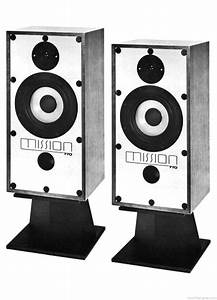 Mission 770 - Manual - Loudspeaker System