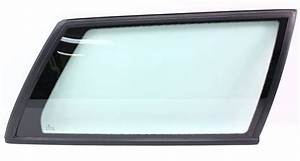 Rh Rear Quarter Side Window Glass Vw Passat Wagon 90