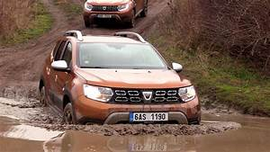 Offre Dacia Duster 4x4 : new 2018 dacia duster 4x4 hard off road 4wd youtube ~ Gottalentnigeria.com Avis de Voitures