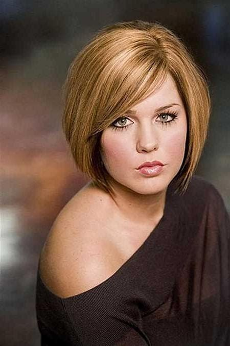 15 collection of short haircuts for round faces
