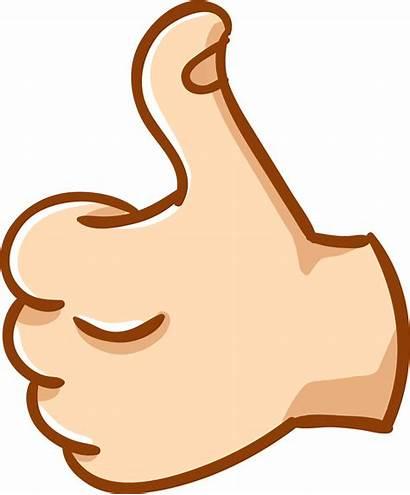 Clipart Okay Ok Clip Finger Transparent Fingers