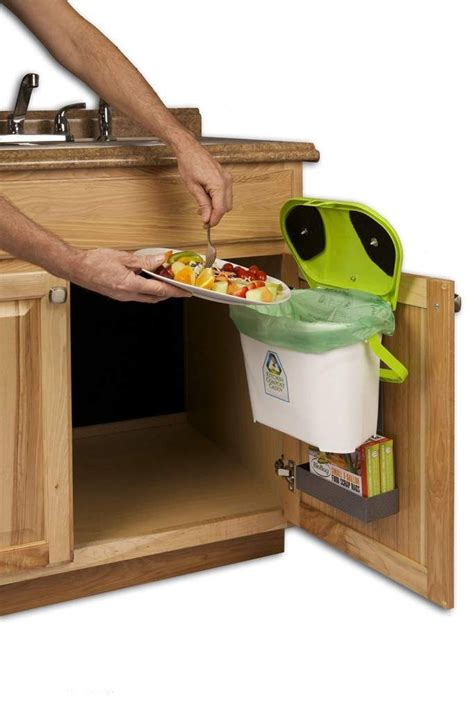indoor compost bin image credit etsy envirocycle