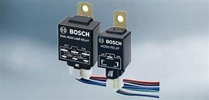 Automotive Relays Bosch Automotive Relays