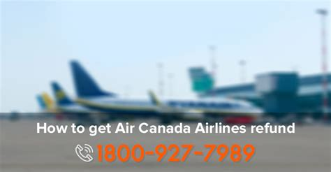 Measured by the fleet size and passengers carried, air canada is the largest airline and flag carrier of canada. Air Canada Airlines Refund - Get Refund Air Canada Flight ...