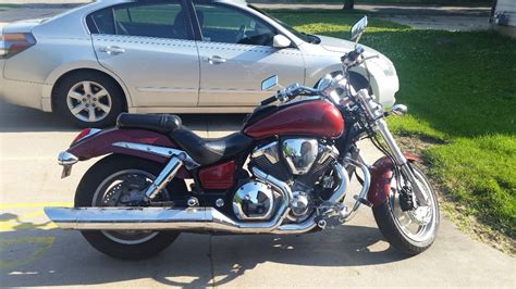 2002 Honda Vtx 1800 1800 Motorcycle From Monroe, Wi,today