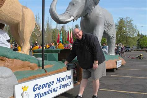 george morlan plumbing quot best quot 2013 avenue of roses parade enjoyed by