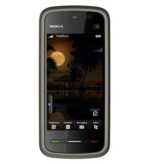 nokia 5233 mobile phone price in india specifications