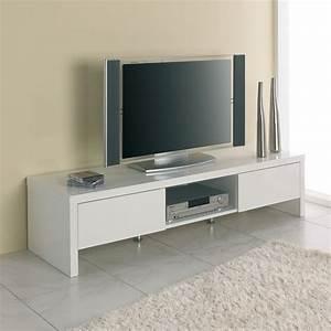 Meuble Tv En Hauteur : meuble tv hauteur 100 cm mobilier design d coration d ~ Teatrodelosmanantiales.com Idées de Décoration