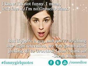Sarah Silverman... Sarah Silverman Love Quotes
