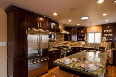 shaped country kitchen designs  kitchen  shape