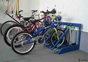Garage Beke Automobiles Thiais : diy bike and scooter rack her tool belt ~ Gottalentnigeria.com Avis de Voitures