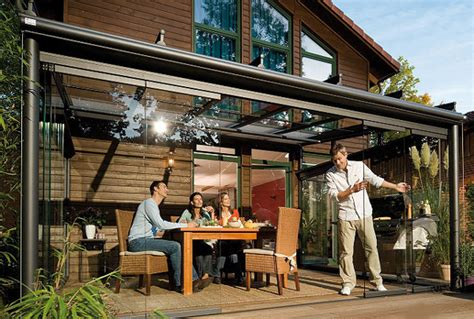 modern outdoor glass patio rooms design 2011 glasoase by