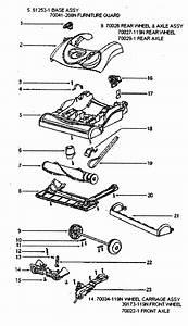 Miele Vacuum Parts Diagram