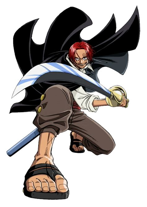 wallpapers japanese anime series  piece shanks