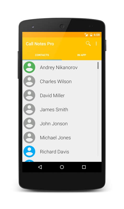 call notes pro android english evernote app center