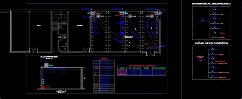 air conditioning system dwg block for autocad designscad