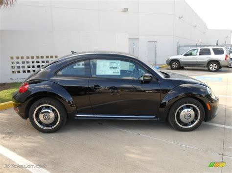 black volkswagen black 2013 volkswagen beetle 2 5l exterior photo 68922360