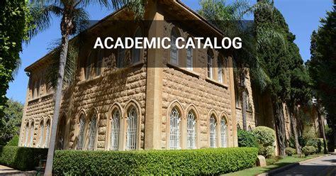 academic rules procedures academic catalog lau