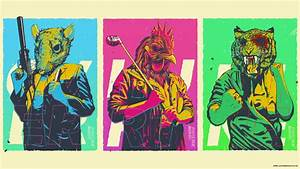 Hotline Miami Wallpapers Pictures Images