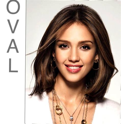 hairstyles  oval shaped faces female hair