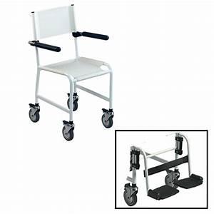 Chaise de douche mobile Invacare Revato Materielmedical