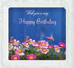 Colorful, Birthday, Wishes, Via, Flowers, Free, Birthday, Wishes