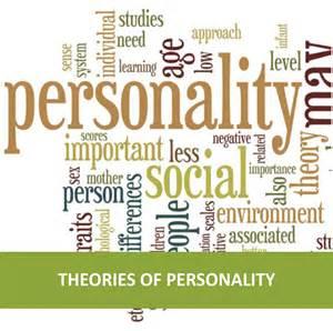 Psychology Personality Theory