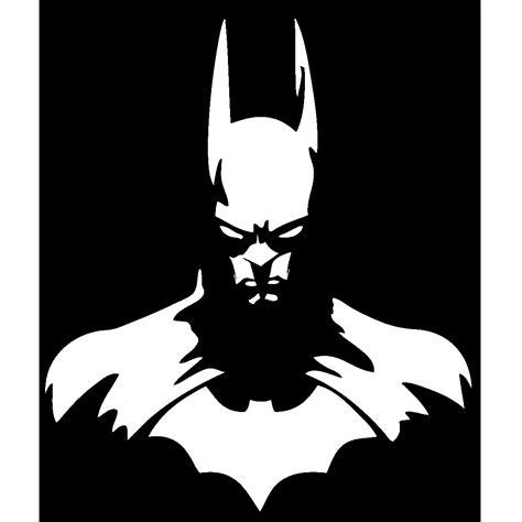 stickers muraux pour les enfants batman dans le noir