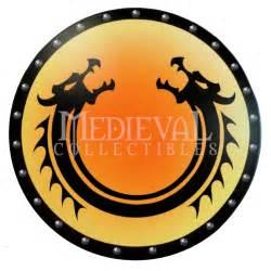Viking Dragon Shield Designs
