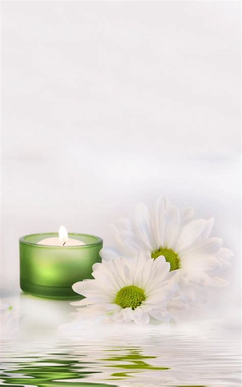 spa candle  wallpaper  android apk