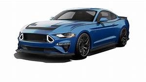 2019 RTR Mustang Spec 3 Has A Blower And A Warranty