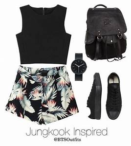 17 Best images about BTS outfits - Jungkook on Pinterest | Woman clothing Topshop and Alexander ...