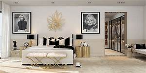 Modern Art Deco Home Visualized in Two Styles – Amazing ...