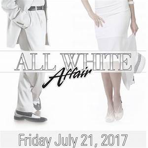 All White Affair Summer Potluck Party - Event