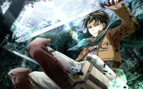 We have 72+ amazing background pictures carefully picked by our community. Levi, Attack on Titan, 4K, #61 Wallpaper