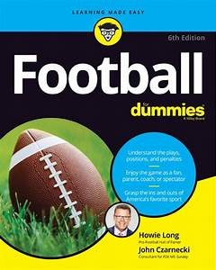 Download Football For Dummies  6th Edition