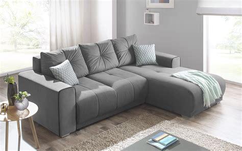 canapé angle confortable canapé d 39 angle convertible lisbona coussins déco offerts