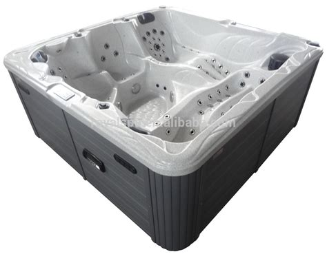 Hot Sex Tub Whirlpool Swim Outdoor Spa With Overflow Buy