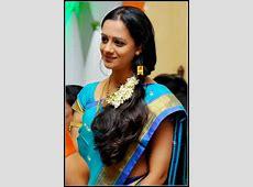 Spruha Joshi Looking Cute in Saree Cute Marathi