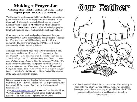 father  art  heaven hallowed  thy  coloring page  printable lords