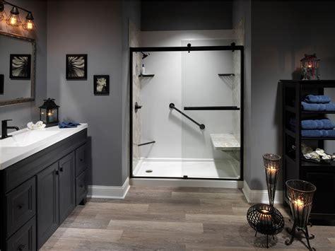 shower enclosures shower remodeling manufacturer bci