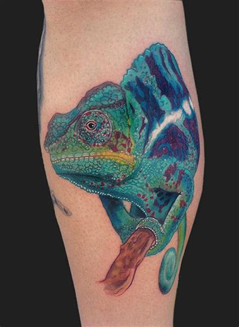 chameleon tattoos designs ideas  meaning tattoos