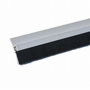 Joint Pour Porte : joint brosse pour bas de porte ~ Nature-et-papiers.com Idées de Décoration