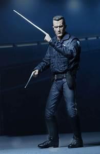 """Terminator 2 7"""" Scale Action Figure Ultimate T-1000"""
