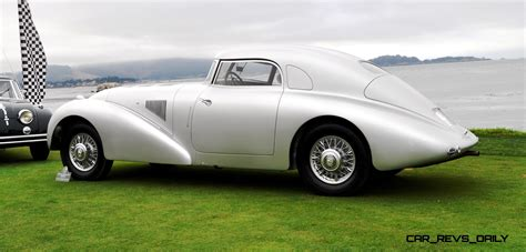 mercedes benz  streamliner    coupe