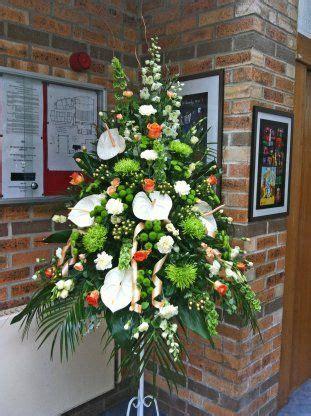 pedestal flower arrangements gallery images  images