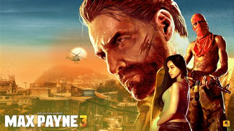 The Elderly Gamer Max Payne 3 Post Preview Preview